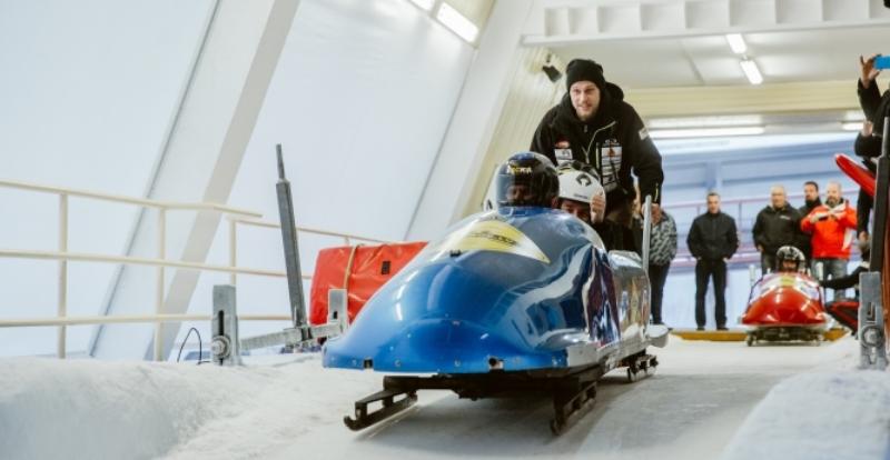 bobslee Sigulda