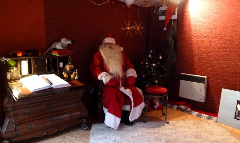 kerstman Riga