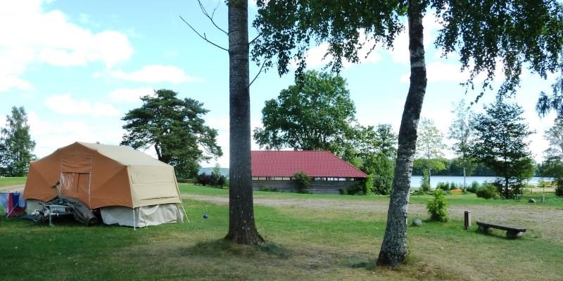Camping Jaunsetas Aluksne