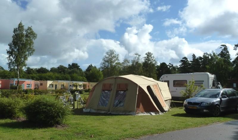 Camping Ventspils letland