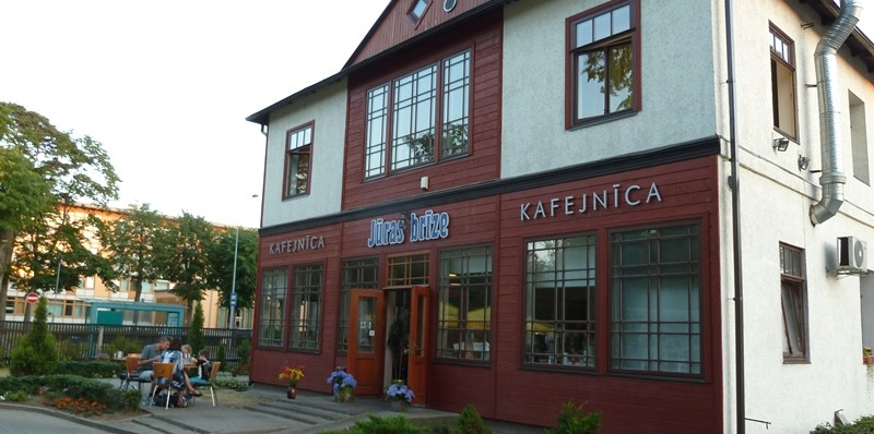 Hotel Juras Brize in Ventspils