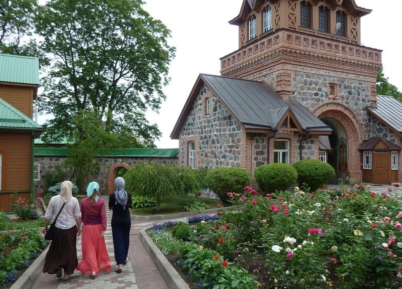 Nonnenklooster Kuremäe