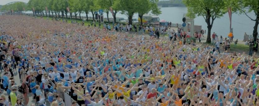 17 mei 2015: Riga Marathon