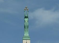 18 november – de verjaardag van Letland