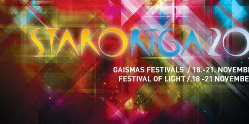 Lichtfestival 'Staro Riga'