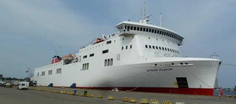 Met de ferry naar de Baltische Staten