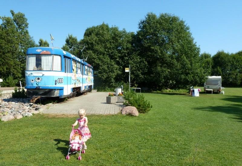 Tallinn camping kivitalu