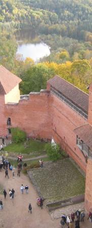 Turaida kasteel_Letland